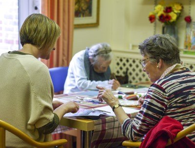 Assisted Living Art